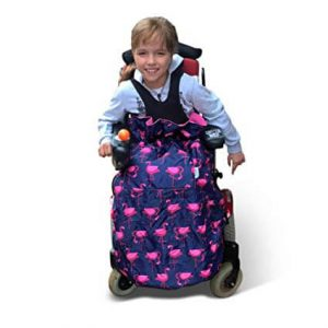 محافظ پا برای افراد ویلچری